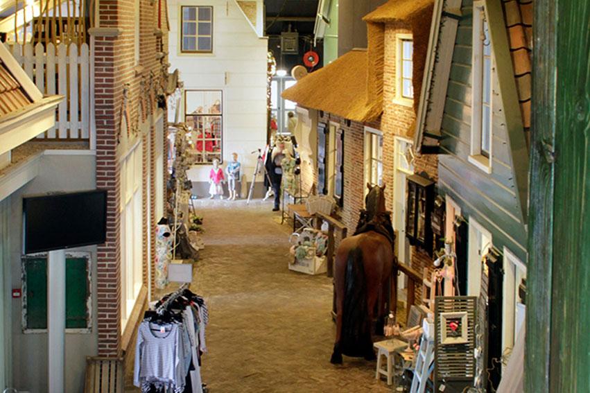 Winkelen In De Graanbuurt, Giessenburg