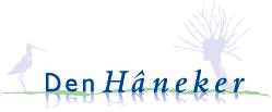 Den Hâneker logo
