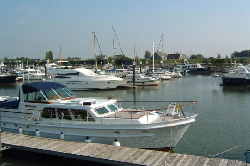 Jachthaven Liesveld