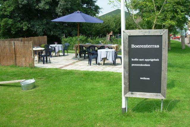 Boerenterras De Groot