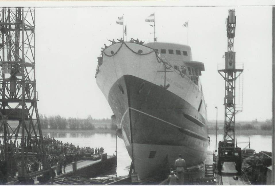 Foto Expeditie Rondom 1957