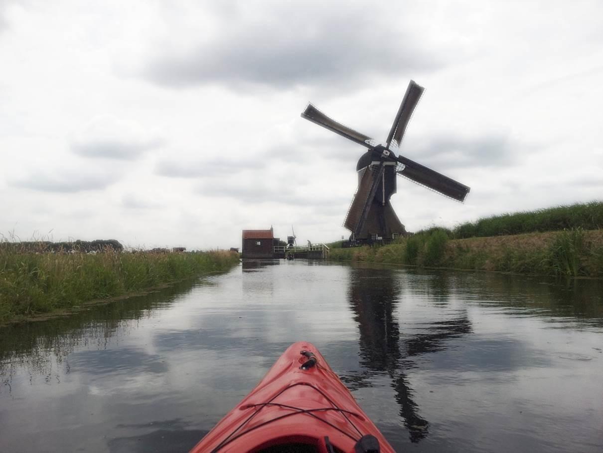 Beleef Polder Vanaf Het Water – Kopie