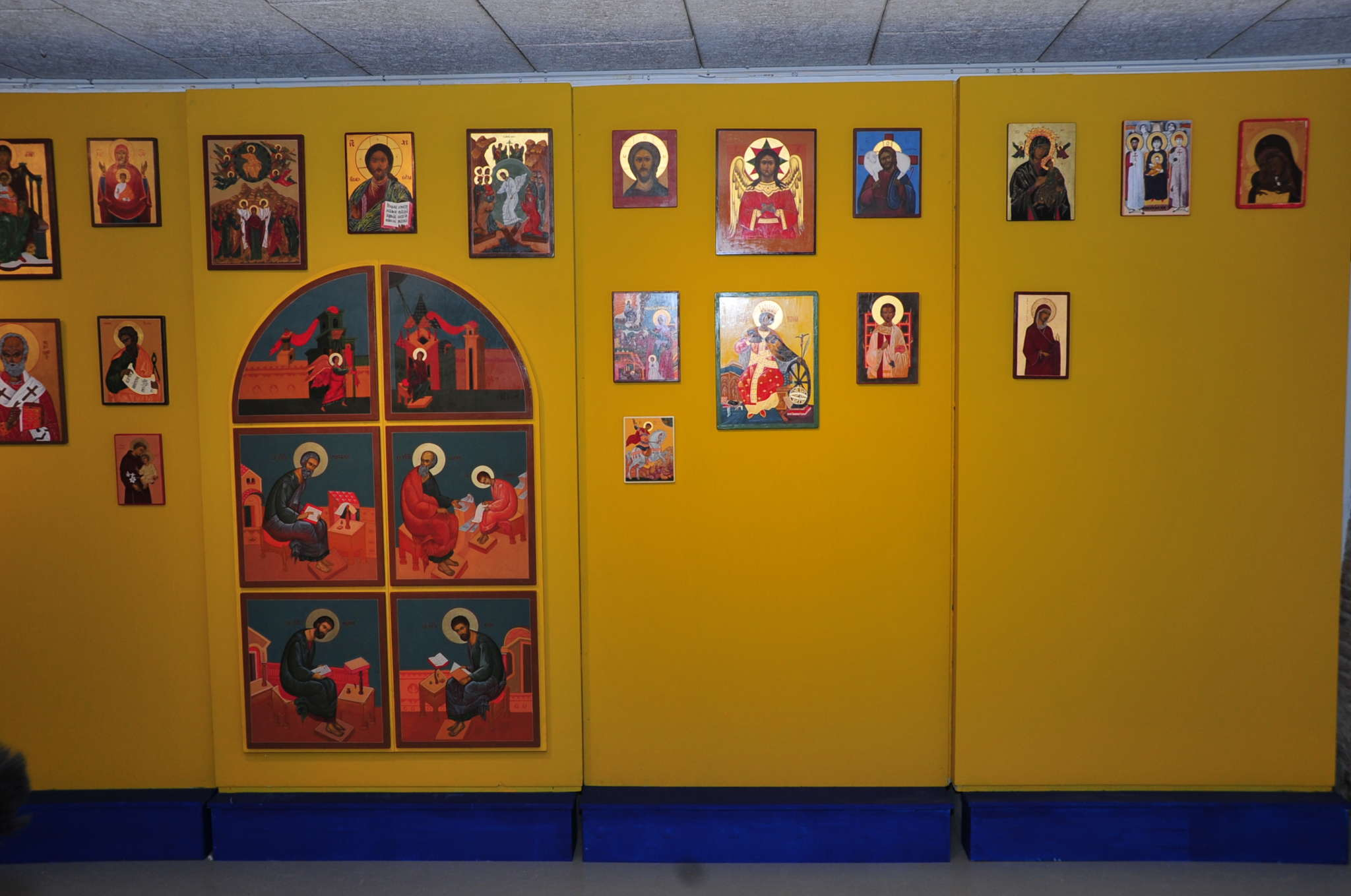 Lezing Bij Expositie Iconen