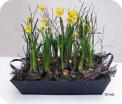 Lente bloemschikken in de Koperen Knop