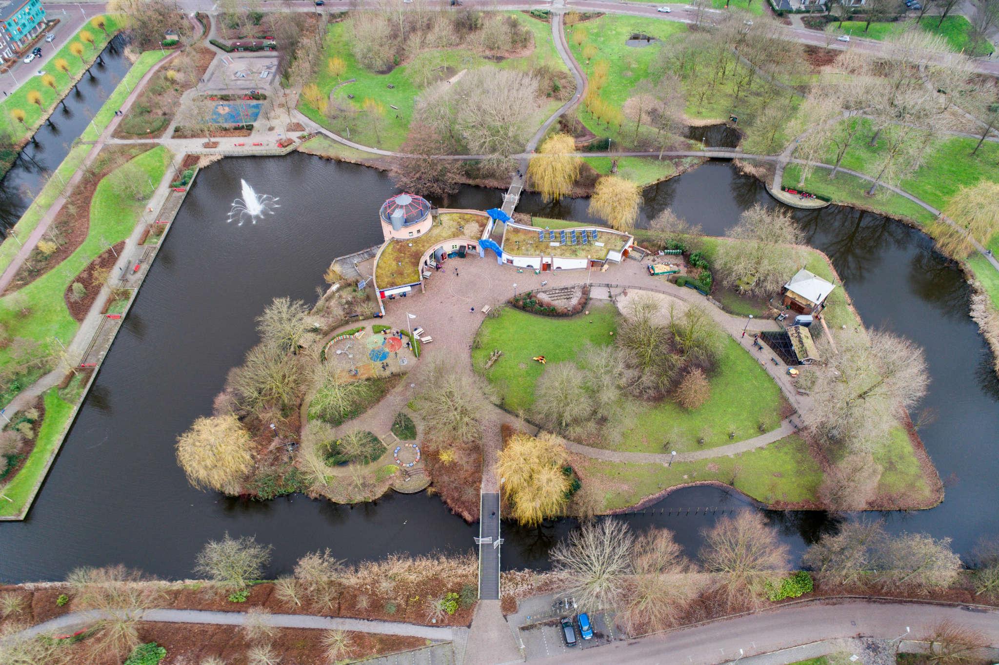 Koningsdag In Het Gijsbert Van Andelpark