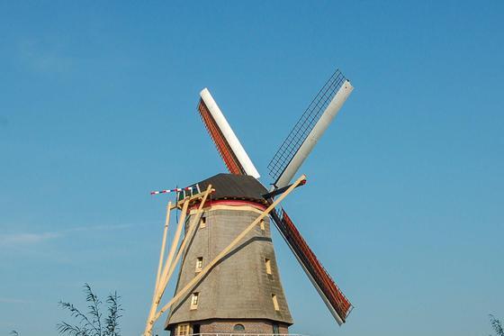 Open dag - molen Jan van Arkel