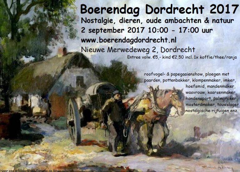 Boerendag Dordrecht