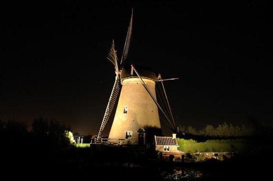 Verlichtingsweek Kinderdijk 2019