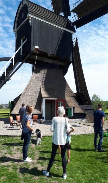 Veel Molens Open Tijdens Open Monumentendag
