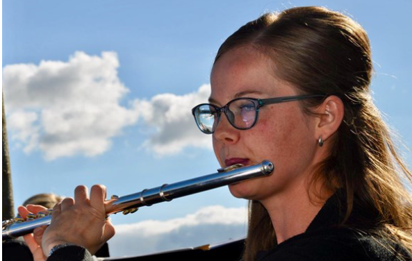 Vivaldi's Fluitconcert Op Monumentendag
