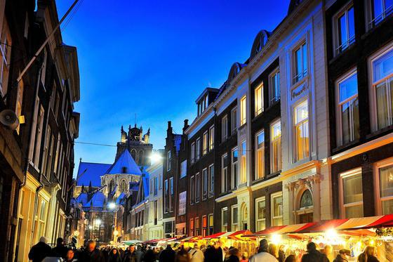 Kerstmarkt Dordrecht 2018