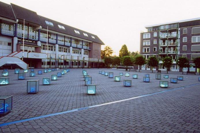 Culturele Markt Met Hapjes Voor Een Euro In Leerdam