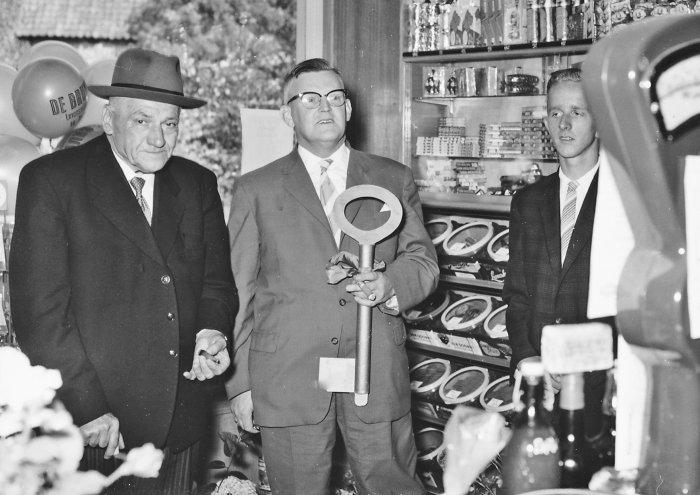Foto Opening Winkel Timmer En De Bruijn