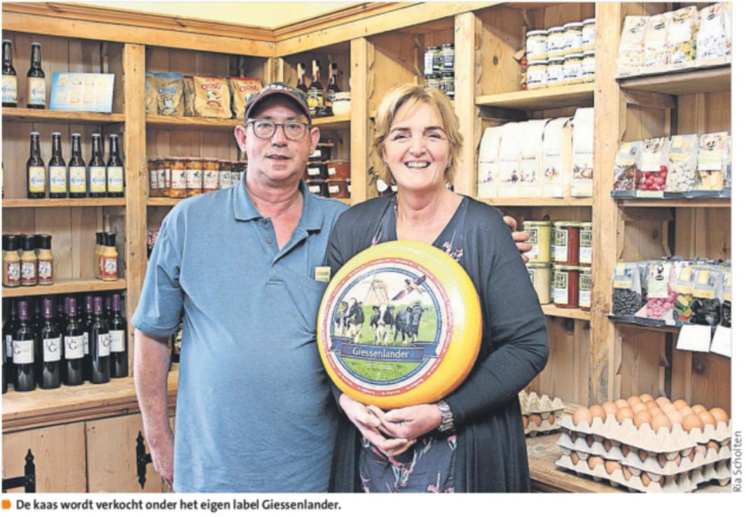 'Dit Gebied Is Gevormd Door Agrariërs'