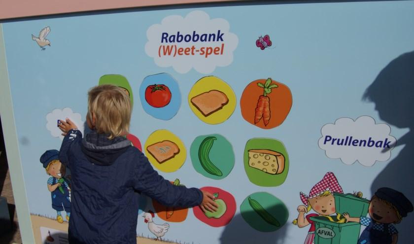 Rabobank (W)eet-spel Onthuld Bij Avonturenboerderij Molenwaard