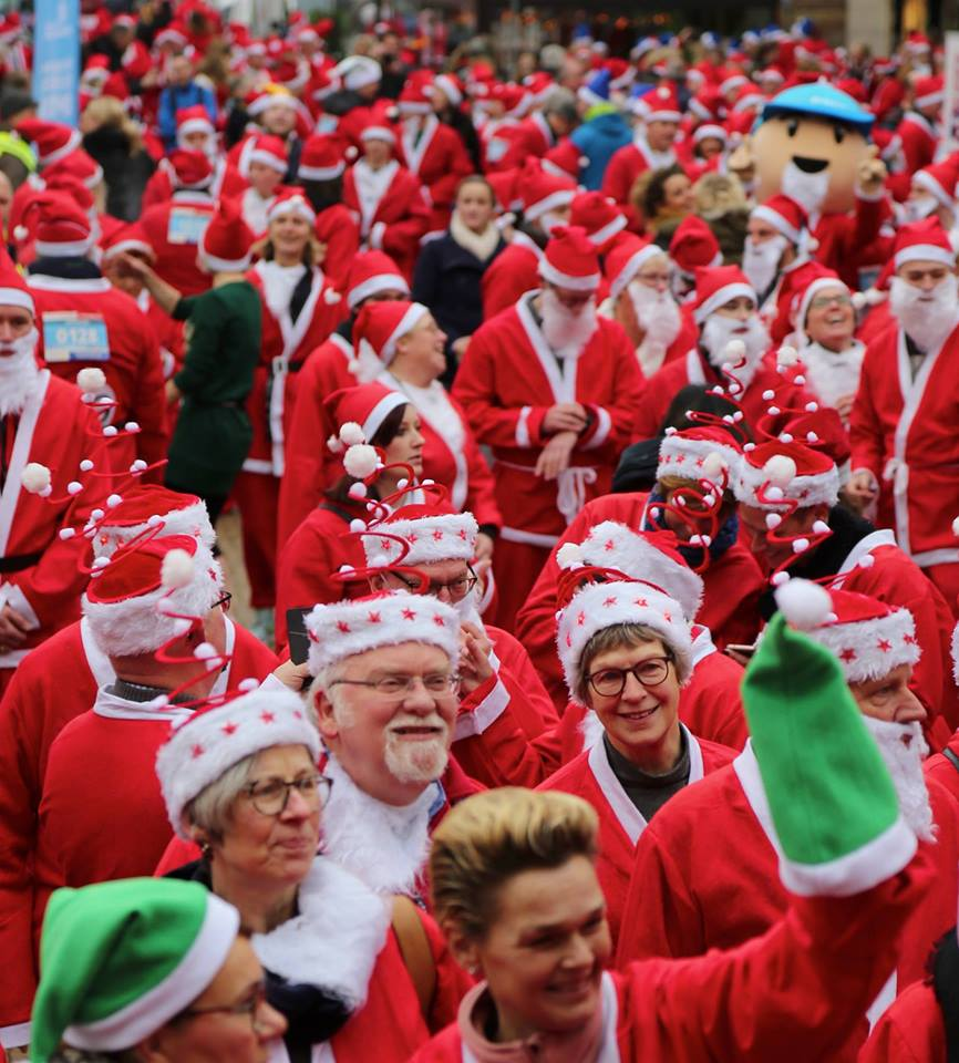 Santa Run Gorinchem 2018 - 11e keer!