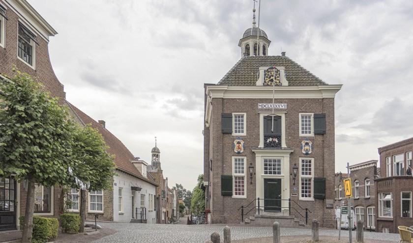 Stadhuis Nieuwpoort