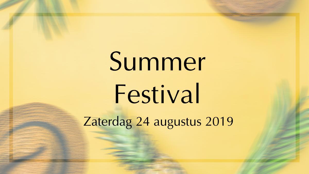 Summer Festival – Graanbuurt