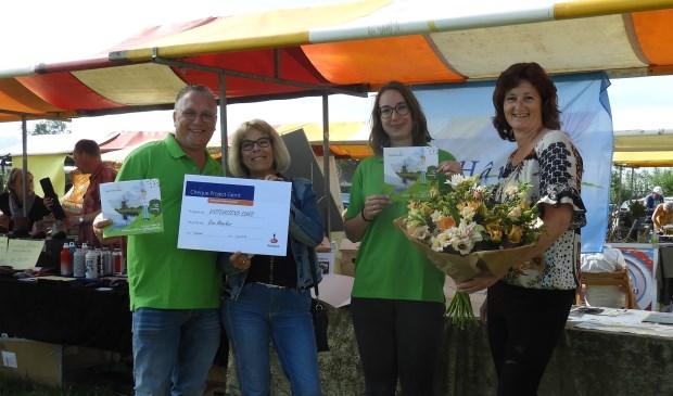 Cheque Van 5000 Euro Voor Project Gerrit