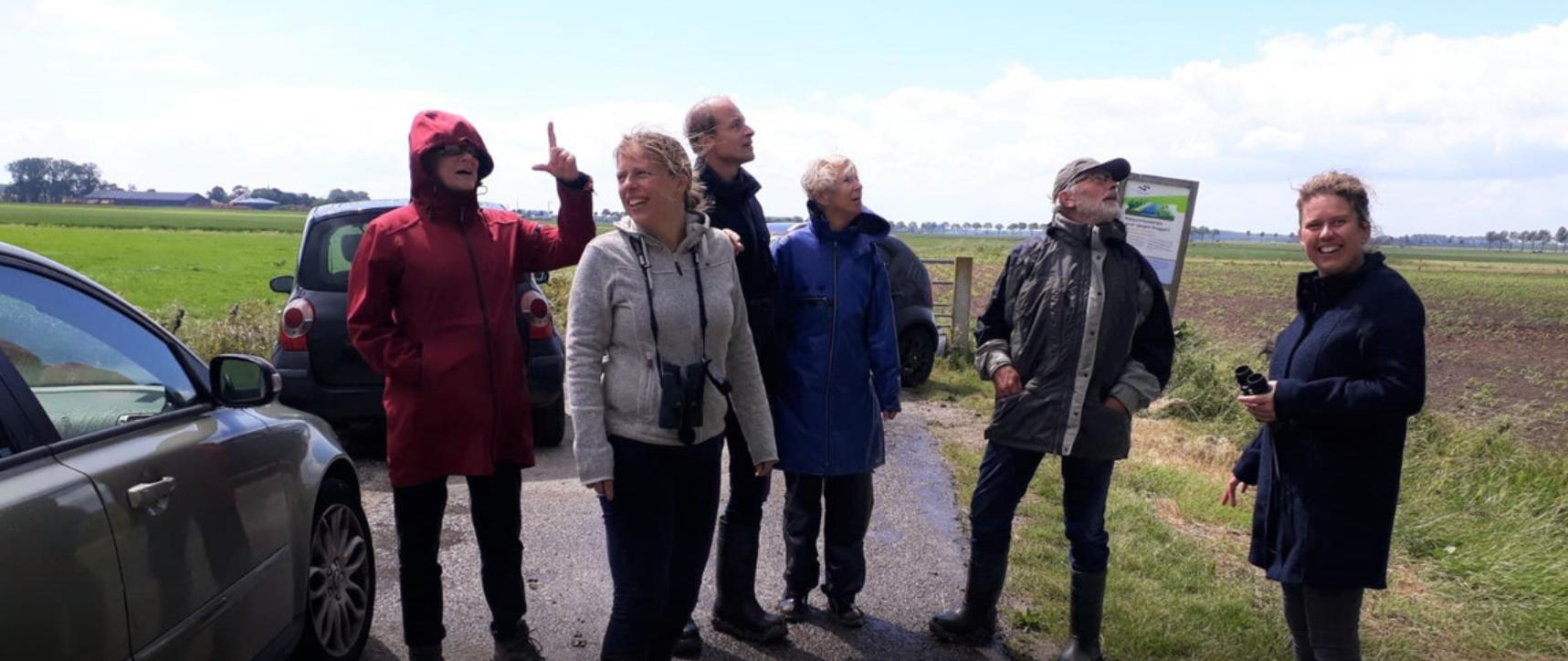 Weidevogels Altena Na Dip Van 2018 Weer In De Lift; 2019 Is Een Recordjaar