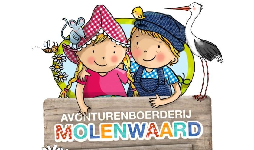 Avonturenboerderij Molenwaard – Logo