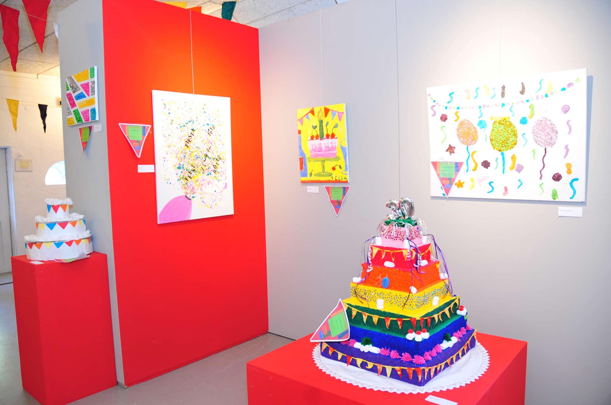 Reizende Expositie Kunstwerken