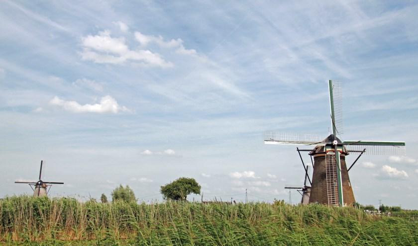Wandeling Langs Werelderfgoed Kinderdijk