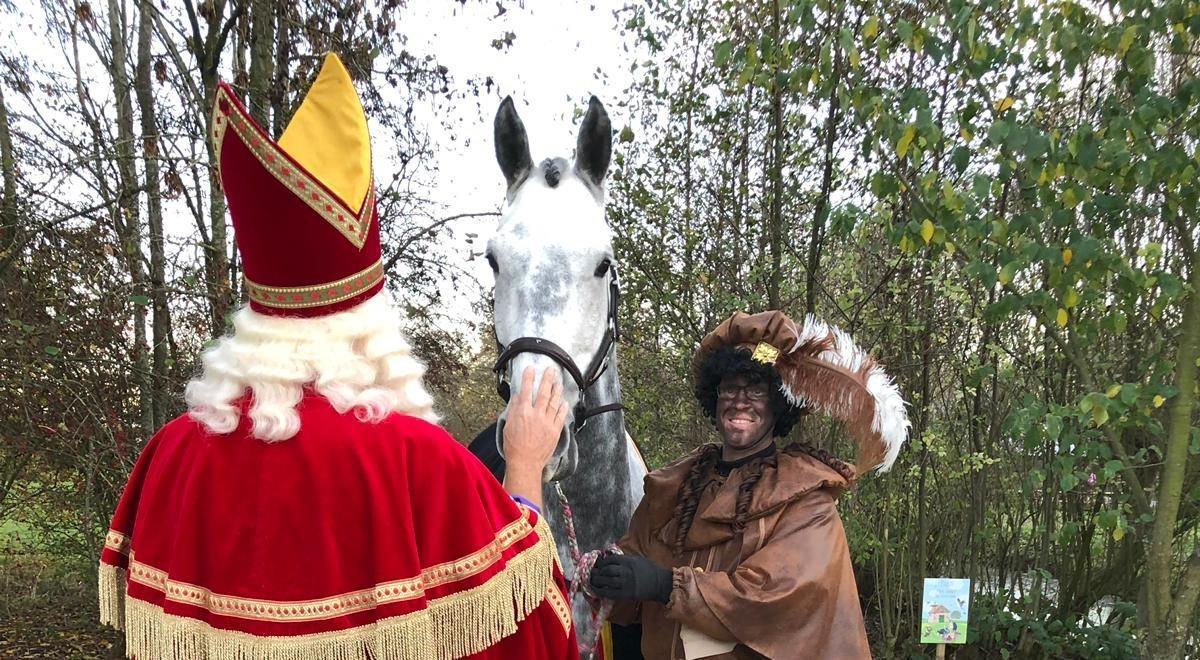 Meet & Greet met Amerigo en Sinterklaas op de Avonturenboerderij