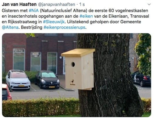 Nestkasten – Altena