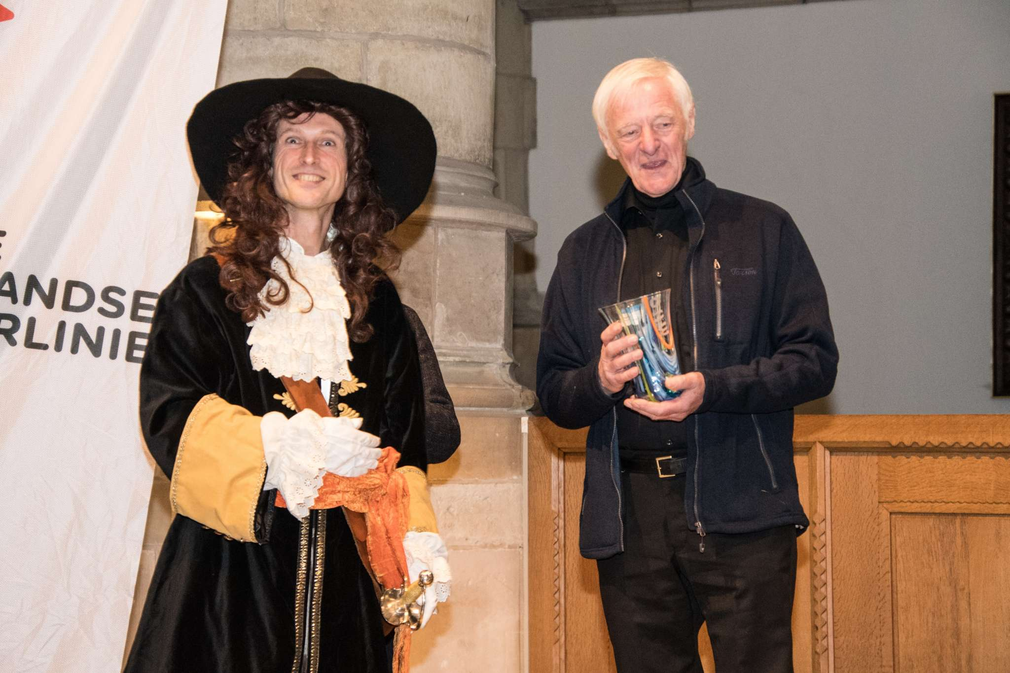 Waterlinieprijs Voor Vestingwerkgroep Gorinchem