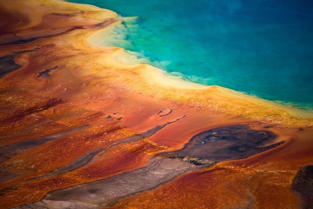Lezing Bij Natuur- En Vogelwacht De Vijfheerenlanden: Yellowstone, Een Wereld Van Contrasten – Fred De Gier