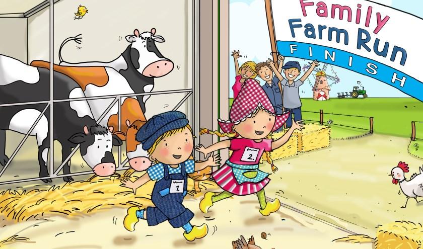 Family Farm Run