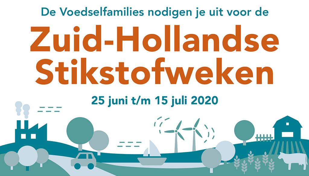 Doe mee met de Zuid-Hollandse stikstofweken!