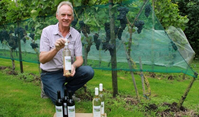 Artikel Kontakt: Duurzaam Geproduceerde Wijn Uit Goudriaan Te Koop Bij Symbiose