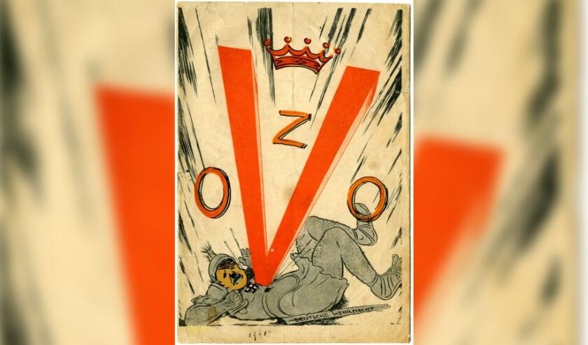Expositie Oranje zal Overwinnen - Museum het Voorhuis